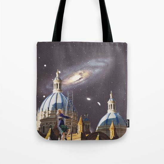 Cosmo Girl Tote Bag