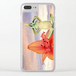 It `s magic Clear iPhone Case