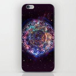 Universe Gate - Mandala iPhone Skin