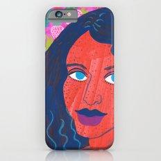 Strawberry Girl iPhone 6s Slim Case