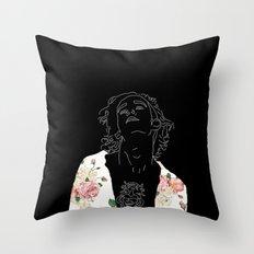 MATTY HEALY // FLORAL Throw Pillow