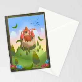 Cartoon Castle, Stationery Cards