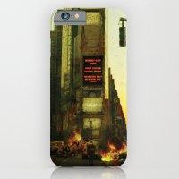 Deep Infection iPhone 6s Slim Case