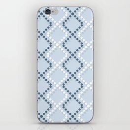 diamond formation iPhone Skin