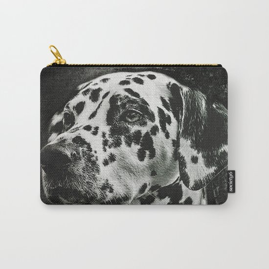 The Best Friends - Dalmatian Carry-All Pouch
