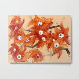 Ocular Arboretum No. 1 Metal Print
