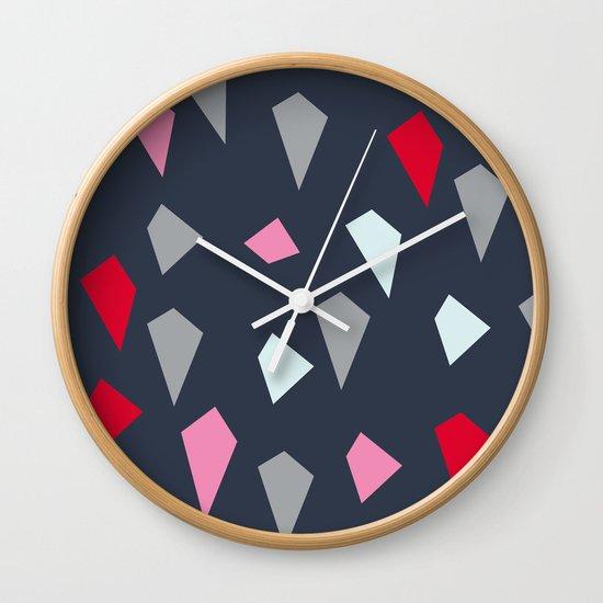 Night Wall Clock