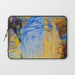 View of Luray Caverns Laptop Sleeve