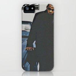 Hard knock life album iPhone Case