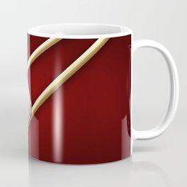 Sushi in red Coffee Mug