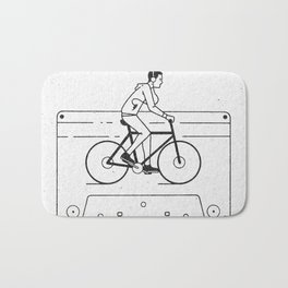 Welcome to Your Tape (Alternate Version) Bath Mat