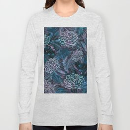 Camouflage Floral Long Sleeve T-shirt