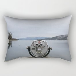 View Of Lake George NY Rectangular Pillow