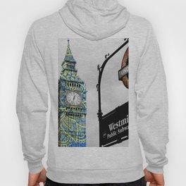 Funky Landmark - London Hoody