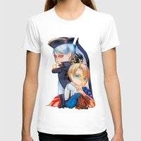 revolution T-shirts featuring Revolution by Mieu