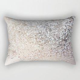 Sparkling GOLD Lady Glitter #6 #decor #art #society6 Rectangular Pillow