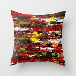 Changes in Time 2 Throw Pillow