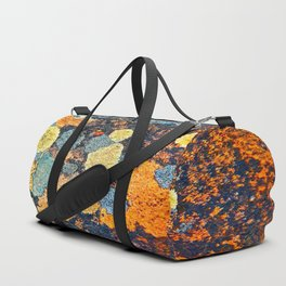 Lichen Art Duffle Bag