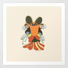 itsy bitsy cooties #58 Art Print