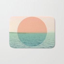 Because the ocean Bath Mat
