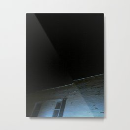 A Night Sky Metal Print