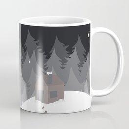 Winter's Night Coffee Mug