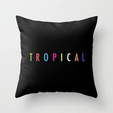 Topical '17 Throw Pillow