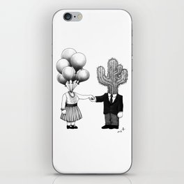 Soul Mates (2013) iPhone Skin