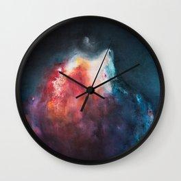 Manifesto of Inner Self 01 Wall Clock