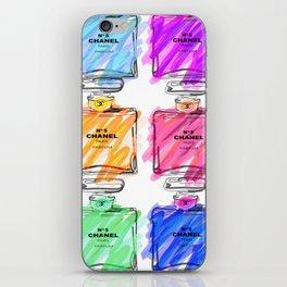 No 5 Light iPhone Skin