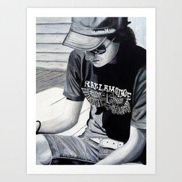 Jacie  Art Print