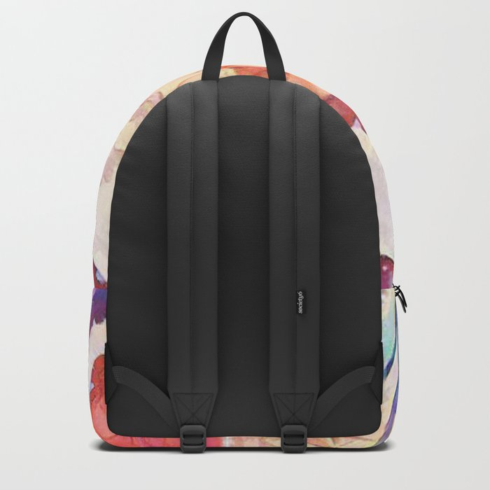 Painted Carnations Backpack