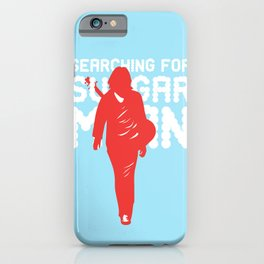 Searching for SugarMan iPhone Case