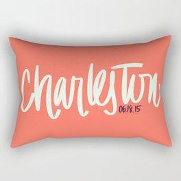 Charleston, SC Rectangular Pillow