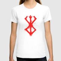 berserk T-shirts featuring Cursed Mark by CaptainSunshine