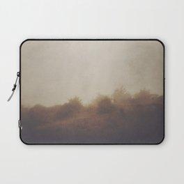 Seek Me in the Fog Laptop Sleeve