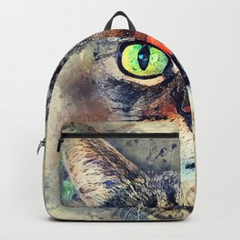 Cat Baxter #cat #cats #kitty Backpack