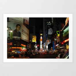 NYC 1 Art Print