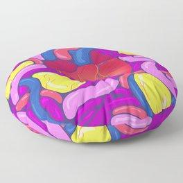What's Inside? Floor Pillow