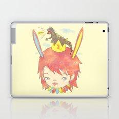 CROWN NEST - GOZILLA KING 고질라킹 Laptop & iPad Skin