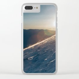 ELBERT ASCENT 01 Clear iPhone Case