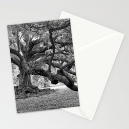 Tree of Life The De Bore Oak 1740 Stationery Cards