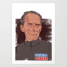 The Jedi Are Extinct Art Print