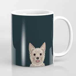 Tanner - Yorkshire Terrier gifts and gifts for dog person and dog people gift ideas Coffee Mug