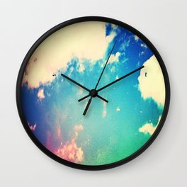 Fallas Wall Clock