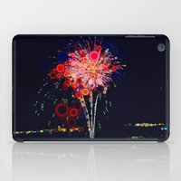 fireworks iPad Cases featuring Fireworks! by Love2Snap