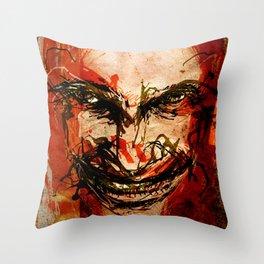 Aphex Twin Throw Pillow