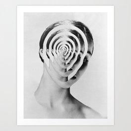 Un/Expected Art Print