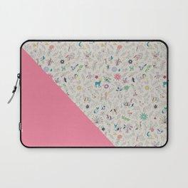 Pez Otomi pink by Ana Kane Laptop Sleeve