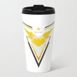 GO INSTINCT Travel Mug